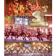 NMB48/NMB48 3rd Anniversary Special Live(Blu-ray Disc)