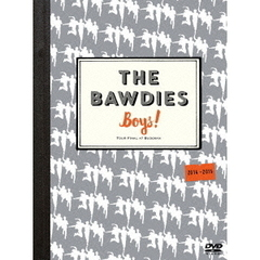 THE BAWDIES/「Boys!」TOUR 2014-2015 -FINAL- at 日本武道館(ビクターロック祭り2016キャンペーン限定特典:応募ハガキ)
