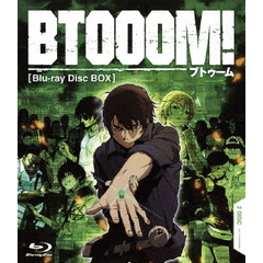 BTOOOM! Blu-ray Disc BOX(Blu-ray Disc)