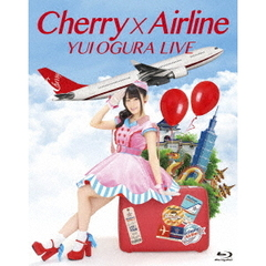 小倉唯/小倉唯 LIVE 「Cherry×Airline」(Blu-ray Disc)