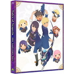 Tales of Vesperia 10th Anniversary Party(Blu-ray Disc)