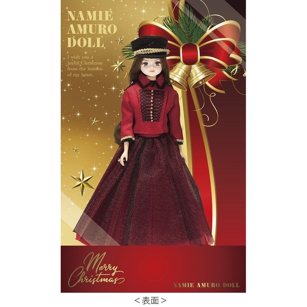 「namie amuro Final Space」NAMIE AMURO DOLL Final Tour 2018 ~Finally~ RED