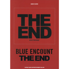 楽譜 BLUE ENCOUNT THE