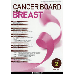 CANCER BOARD of the BREAST Vol.6No.2(2021-2)