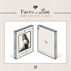 SUZY (MISS A)/2ND MINI ALBUM : FACES OF LOVE(輸入盤)
