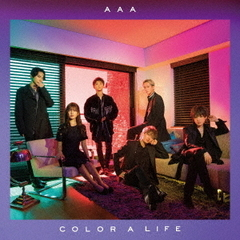 AAA/COLOR A LIFE(CD+Blu-ray(スマプラ対応))
