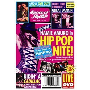 安室奈美恵/Space of Hip-Pop namie amuro tour 2005