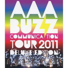 AAA/AAA BUZZ COMMUNICATION TOUR 2011 DELUXE EDITION(Blu-ray Disc)