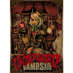 VAMPS/VAMPS LIVE 2017 UNDERWORLD[初回限定盤 Blu-ray](Blu-ray Disc)