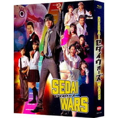 SEDAI WARS Blu-ray BOX 特装限定版(Blu-ray)