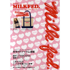 MILKFED. 2010 FALL/HOLIDAY COLLECTION