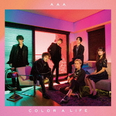 AAA/COLOR A LIFE(CD(スマプラ対応))