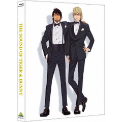 THE SOUND OF TIGER & BUNNY(Blu-ray Disc)
