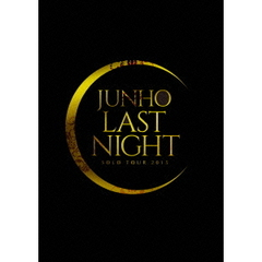 "JUNHO (From 2PM)/JUNHO Solo Tour 2015 ""LAST NIGHT"" <初回生産限定盤>(Blu-ray Disc)"