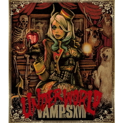 VAMPS/VAMPS LIVE 2017 UNDERWORLD[通常盤 Blu-ray](Blu-ray Disc)