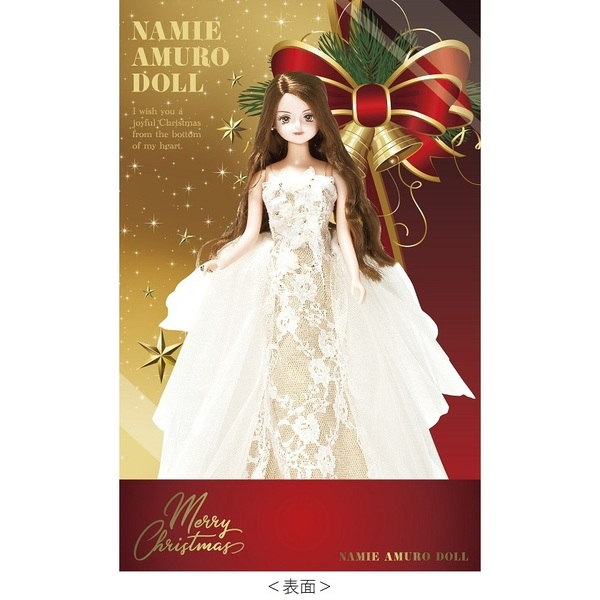 「namie amuro Final Space」NAMIE AMURO DOLL Final Space