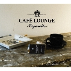 CAFE LOUNGE -Cigarette- Brasilia Slim-
