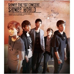 SHINee/1ST CONCERT:SHINEE WORLD (2CD)(輸入盤)