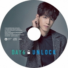 DAY6/UNLOCK(CD/WONPIL ver.)