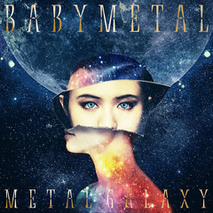 BABYMETAL/METAL GALAXY(初回生産限定 MOON盤 - Japan Complete Edition -/2CD / アナログサイズジャケット)
