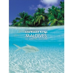 virtual trip MALDIVES 【Blu-ray Disc】(Blu-ray Disc)
