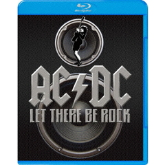 AC/DC: LET THERE BE ROCK -ロック魂-(Blu-ray Disc)