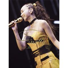 安室奈美恵/namie amuro Final Tour 2018 ~Finally~ 札幌ドーム公演盤(Blu-ray Disc)(Blu-ray)