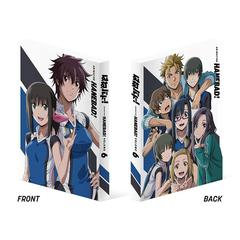 はねバド! Vol.6(Blu-ray Disc)(Blu-ray)