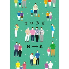 "TUBE/H→R 2017 Winter ""Unknown 4"" & 2019 Summer ""SHR"" <通常版>(Blu-ray)"