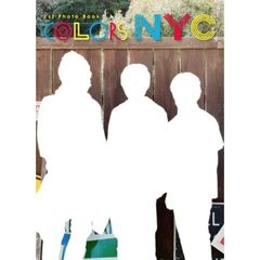 NYC 1st PHOTO BOOK 『 COLORS 』