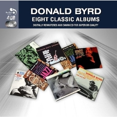 DONALD BYRD/EIGHT CLASSIC ALBUMS(4枚組)(輸入盤)