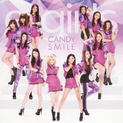 CANDY SMILE(DVD付)