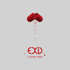 EXID/SINGLE : I LOVE YOU(輸入盤)