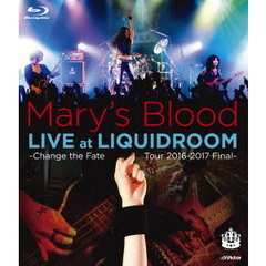 Mary's Blood/LIVE at LIQUIDROOM(Blu-ray Disc)(Blu-ray Disc)