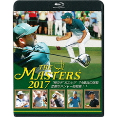 THE MASTERS 2017(Blu-ray Disc)