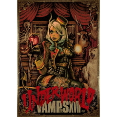 VAMPS/VAMPS LIVE 2017 UNDERWORLD[通常盤 DVD]