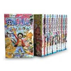 ONE PIECE コミックセット 新世界編 (62-73巻)