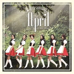 APRIL/1ST MINI ALBUM : DREAMING(輸入盤)
