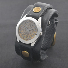 今井麻美 × Red Monkey Designs Collaboration Wristwatch MEN'S(Lサイズ) / BLACK(2次入荷予約分)