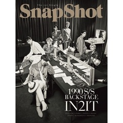 IN2IT/SINGLE : SNAPSHOT (BACKSTAGE VER.)(輸入盤)