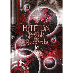 KAT-TUN/KAT-TUN  LIVE Break the Records <通常盤>