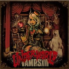 VAMPS/VAMPS LIVE 2017 UNDERWORLD[初回限定Goods付BOX DVD]