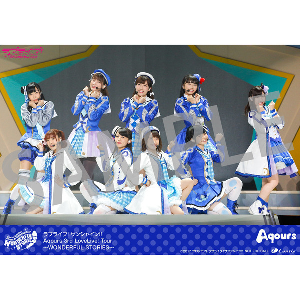 Aqours/ラブライブ!サンシャイン!! Aqours 3rd LoveLive! Tour ~WONDERFUL STORIES~ Blu-ray Memorial BOX 【完全生産限定】(Blu-ray Disc)