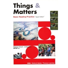 Things & matters―Basic reading practice