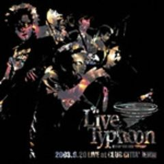 "Live Typhoon KEMURI TOUR 2003 ""TYPHOON"" 2003.9.20 LIVE at CLUB CITTA'"