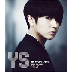 HEO YOUNG SAENG/2ND MINI ALBUM : SOLO(輸入盤)