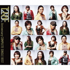TRF 20TH Anniversary COMPLETE SINGLE BEST(DVD付)