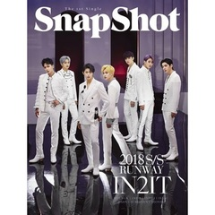 IN2IT/SINGLE : SNAPSHOT (RUNWAY VER.)(輸入盤)