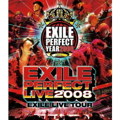 "EXILE/EXILE LIVE TOUR ""EXILE PERFECT LIVE 2008""(Blu-ray Disc)"