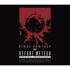 Before Meteor:FINAL FANTASY XIV Original Soundtrack(Blu-ray Disc)